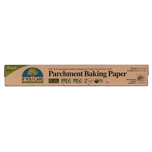 If You Care Unbleached Parchment Baking Paper Roll