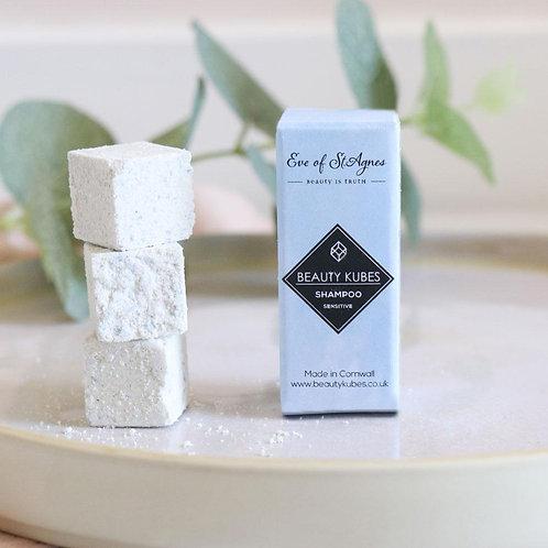 Beauty Kubes Solid Shampoo Sample - Sensitive