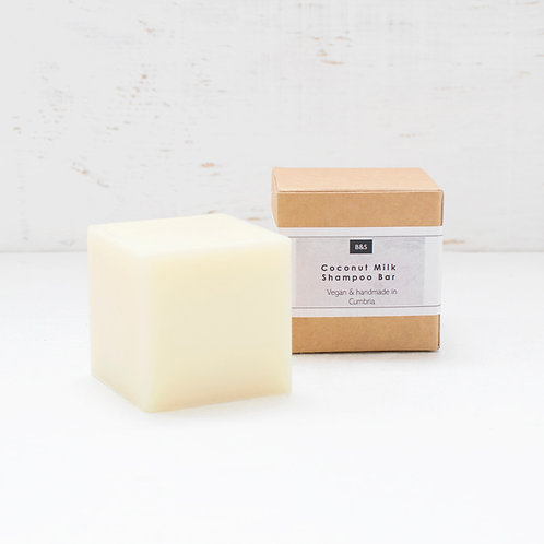 Bain & Savon Shampoo Bar - Coconut Milk