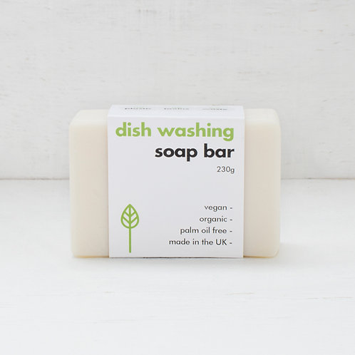 EcoLiving Dish Washing Soap Bar 230g