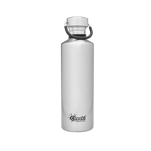 Cheeki Water Bottle 750ml - Stainless Steel