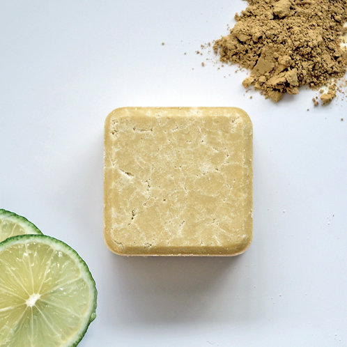Zero Waste Path 2 in 1 Solid Shampoo - Dry + Curly Hair