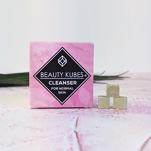 Beauty Kubes Cleanser - Normal Skin