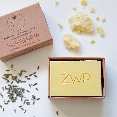 Zero Waste Path Soap Bar - Shea Butter
