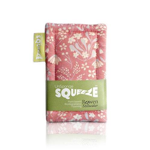 Rowen Stillwater Squeeze UnSponge - Pink Floral