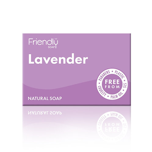 Friendly Soap Natural Soap Bar - Lavender