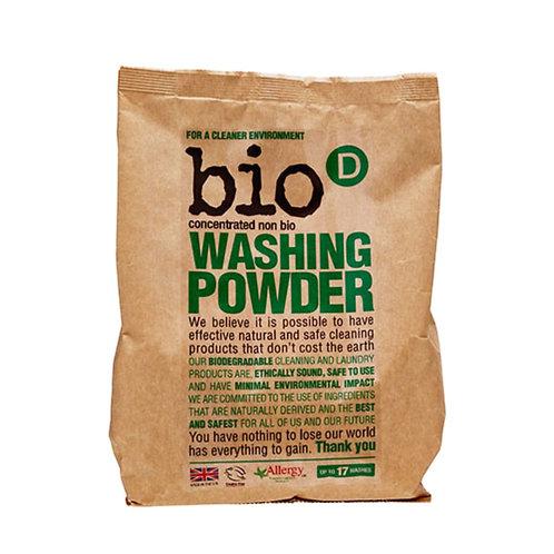 BioD Washing Powder 1KG - Non Bio