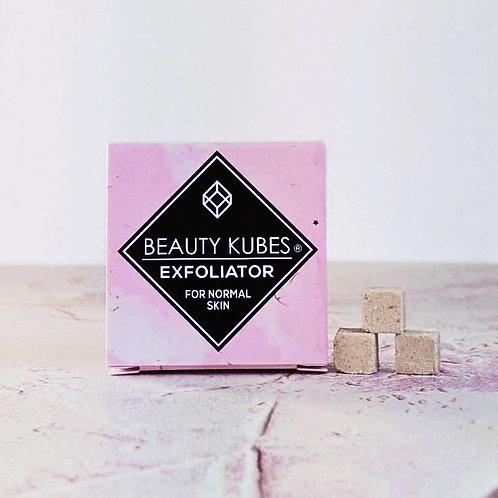 Beauty Kubes Exfoliator - Normal Skin
