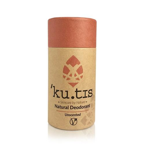 Kutis Vegan Deodorant - Unscented
