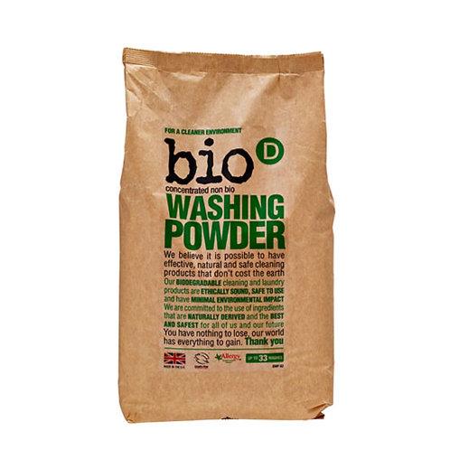 BioD Washing Powder 2KG - Non Bio