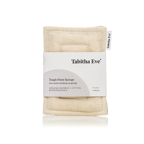 Tabitha Eve Tough None Sponge - Natural