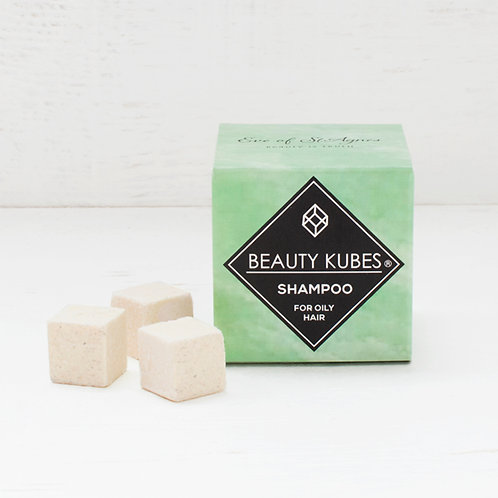 Beauty Kubes Solid Shampoo - Oily Hair