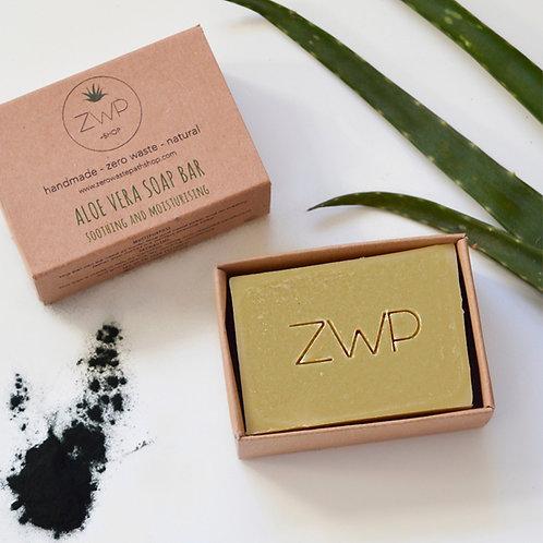 Zero Waste Path Soap Bar - Aloe Vera