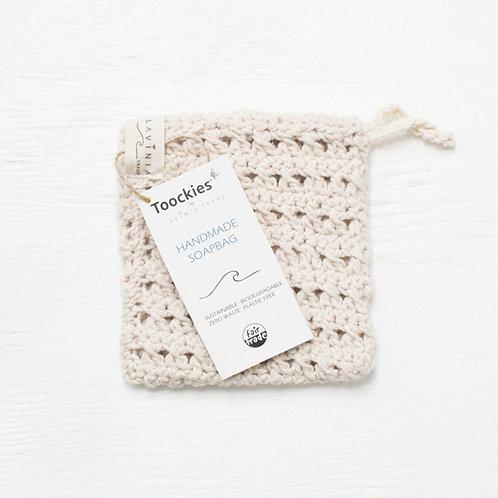 Toockies Soap Bag - Organic Cotton