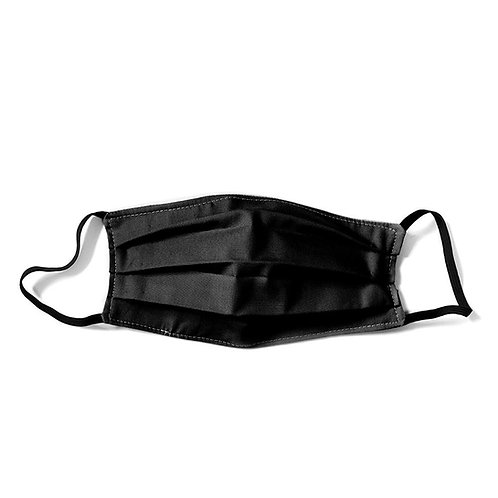 Rowen Stillwater Face Mask - Plain Black