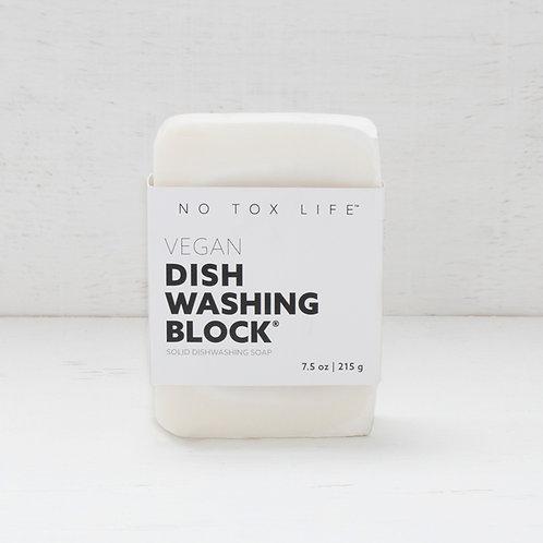 No Tox Life Dish Washing Soap Bar 225g