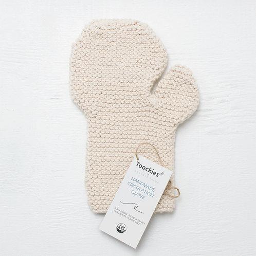 Toockies Exfoliation Glove - Organic Cotton