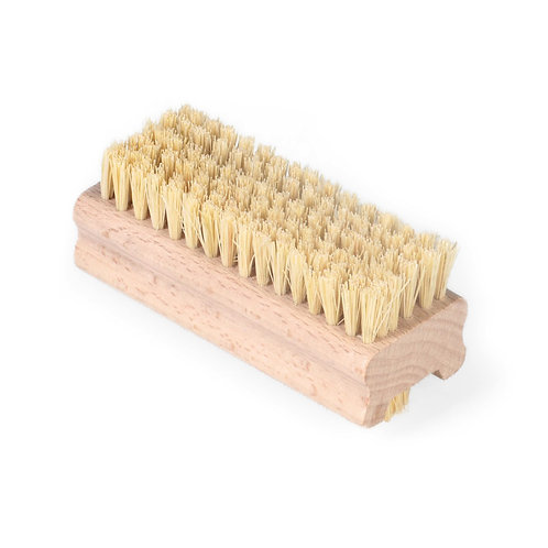 Wooden Nail Brush - With Plant-Based Bristles