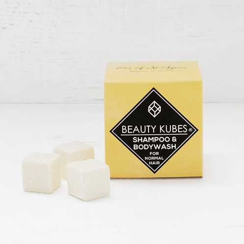 Beauty Kubes Solid Shampoo - Normal Hair