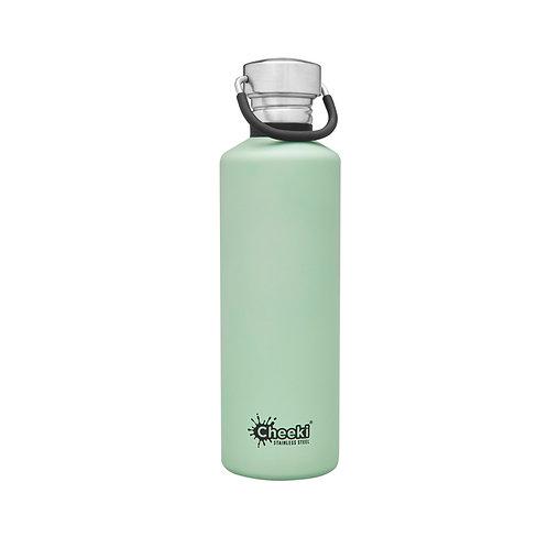 Cheeki Water Bottle 750ml - Pistachio Green