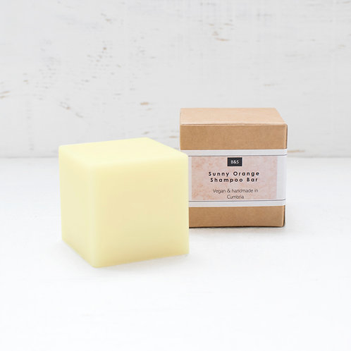Bain & Savon Shampoo Bar - Sunny Orange