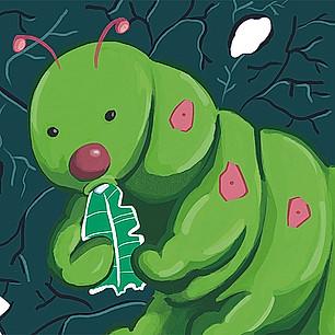 Munching Caterpillar