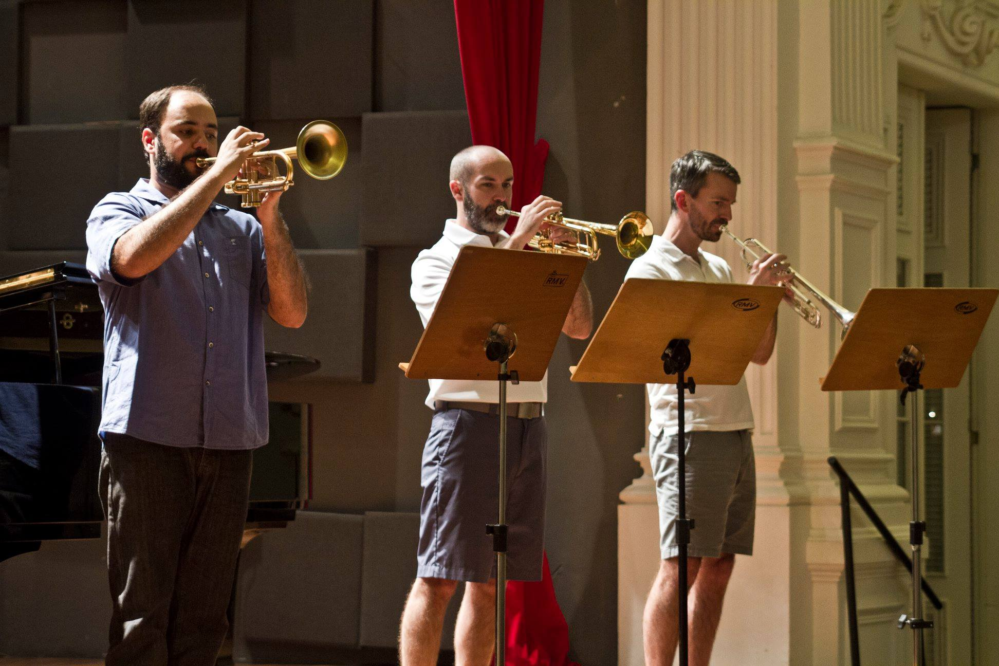 Academia de Trompetes de SP - 2018