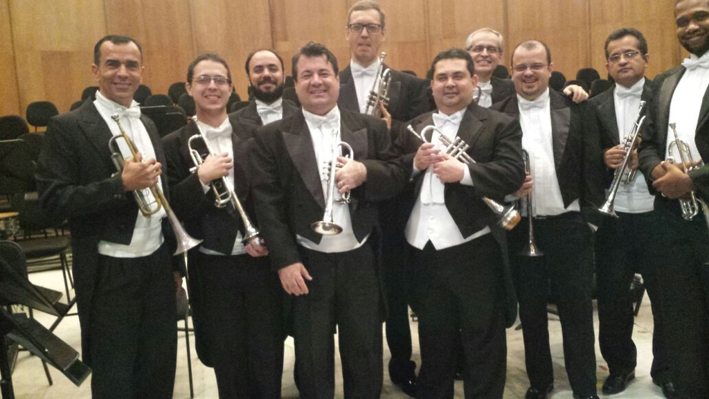 Orquestra Petrobras Sinfônica - 2014