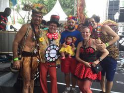 Cordão do Boitatá - Carnaval 2016