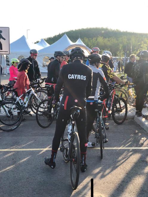 2019 - Ride to Conquer Cancer Calgary