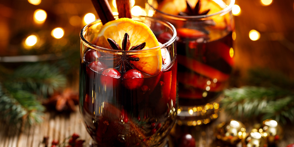 Festive Red Wine Drinks
