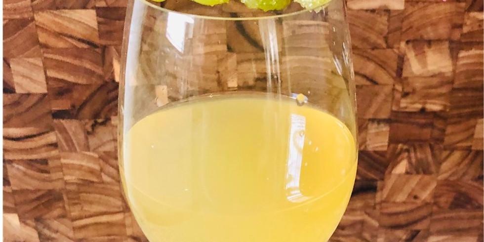 Wine Cocktail Class: Granny's Sunny 'Secco