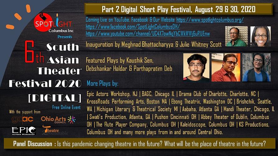 6thSATF Digital Short Play Details Flyer