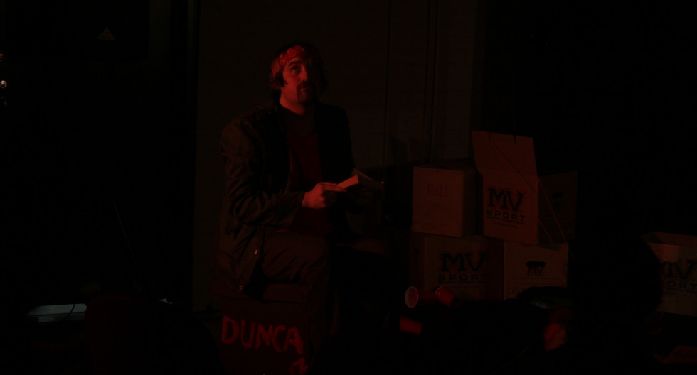 Jamie & Duncan's Glorious Suicide at the End of the World (DC Fringe 2016)