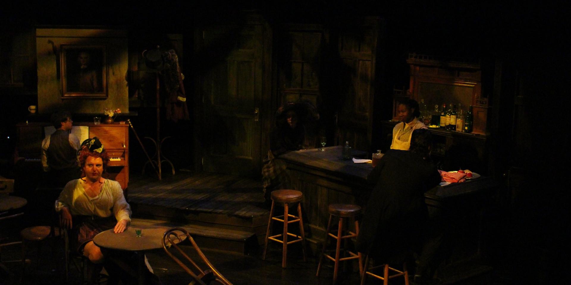 A Lover's Tale (Berkshire Theatre Festival 2014)