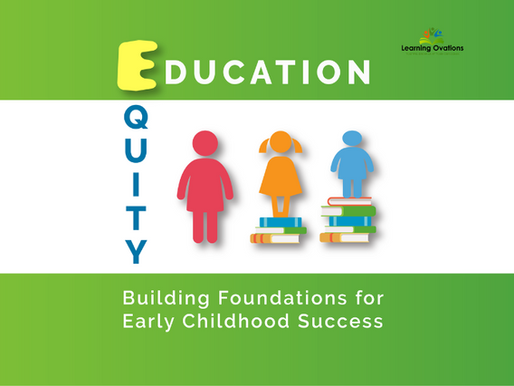 Educating for a Better Tomorrow Starts with Equity Today