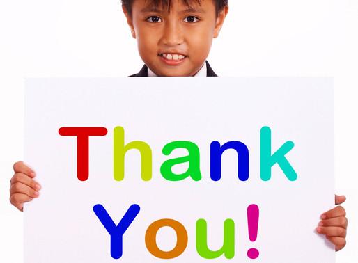 5 Ways to Virtually Thank a Teacher