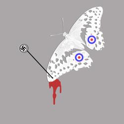 WW2 butterfly