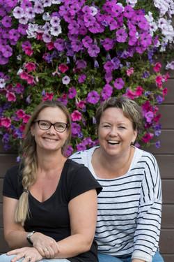 Cindy en Annet