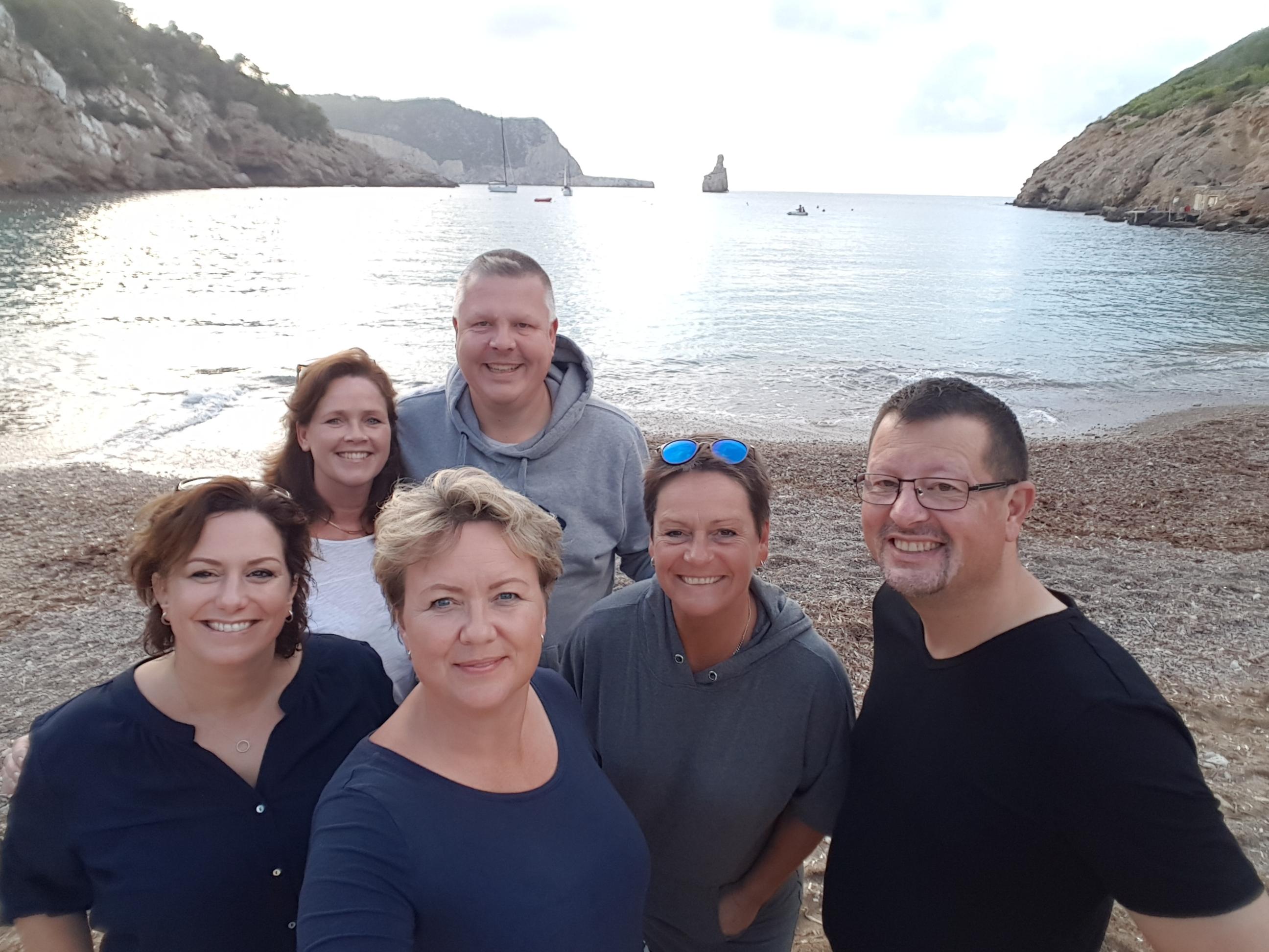 deelnemers Ibiza 2018