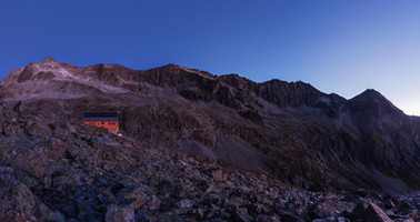 Bergtour zum Sankt Josef See