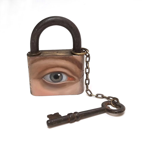Lock and Key #10