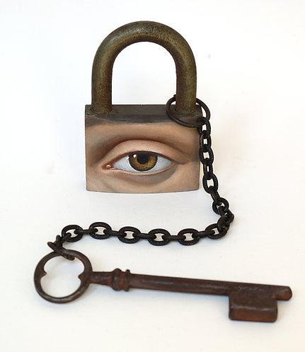 Lock #23 - BIG LOCK