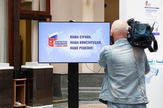 Каким способом можно проголосовать попоправкам вКонституцию?