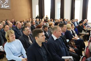 30 ноября 2018 года в Рязани состоялся Межрегиональный муниципальный Форум Всероссийского Совета мес