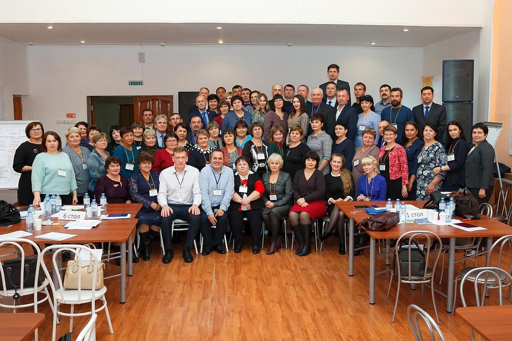 Общая фотография с сессии, прошедшей в Заводоуковском ГО