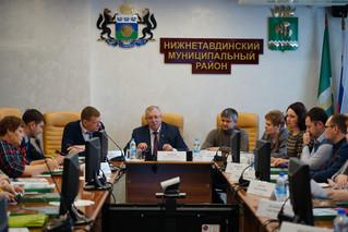 Встреча ТОС Калининского района г.Тюмении Нижнетавдинского района