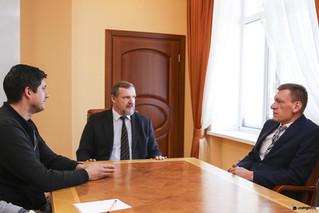 Сотрудники Совета муниципальных образований области посетили Уватский район