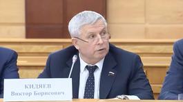 Виктор Кидяев: строительная отрасль стимулирует местные экономики