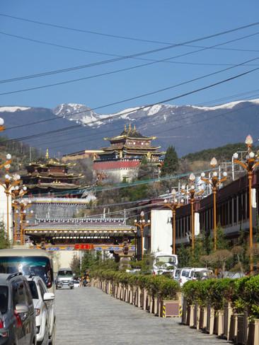 Shangri-la City, China